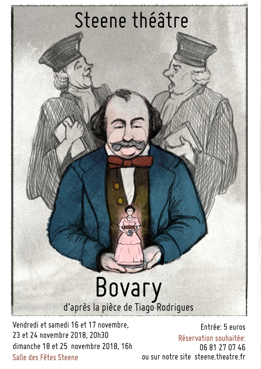 Affiche Bovary